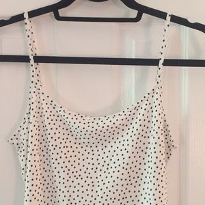 NEW Loft Poka Dot Camisole